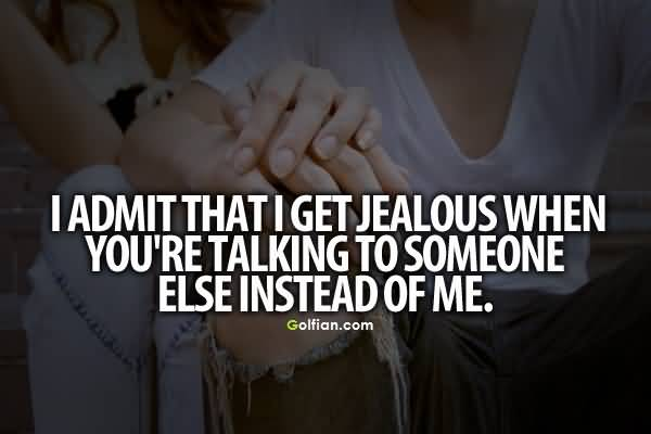 Jealous Quotations For Her