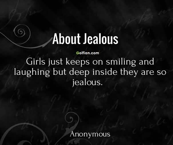 Jealous Quotes For Her