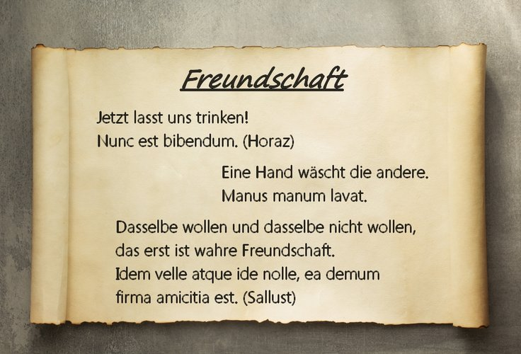 Lateinische Zitate Zitate Goethe Behandle Menschen Beste Leben
