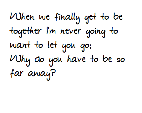 Long Distance Relationship Quotes Tumblr