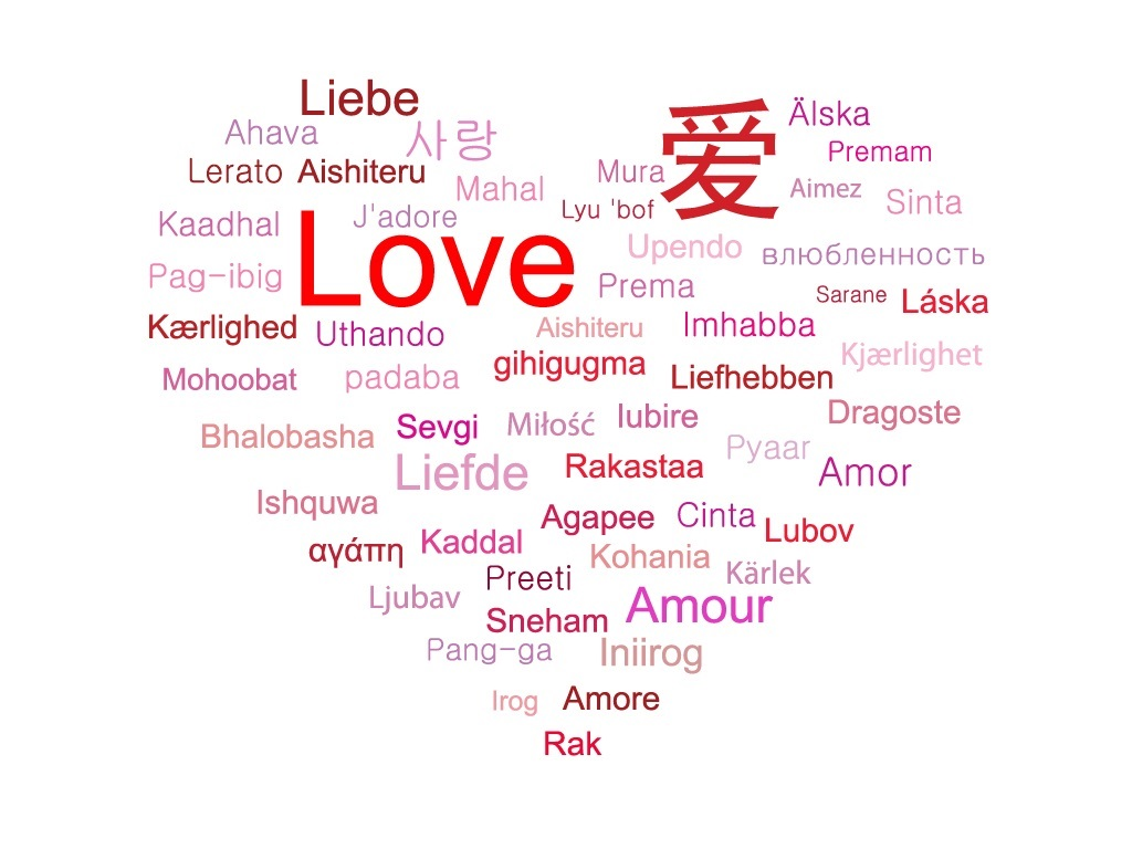 Best Romantic Phrases From Different Languages