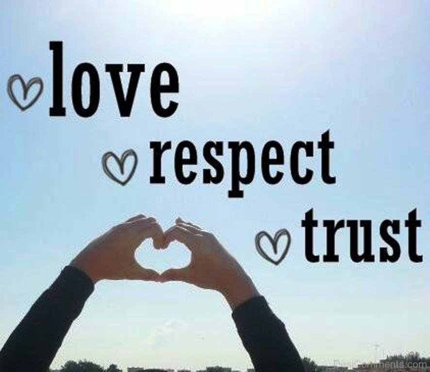 Loverespect And Trust Dc