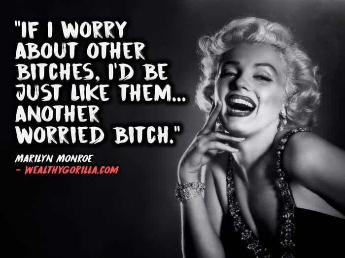 Th Of  Marilyn Monroe Quotes