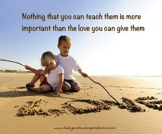 Parents Children Relationship Give Them Time Love Quotes Pictures Motivational Messages