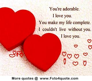 Lovely Romantic Quote And P O Love Hearts I Love You Images