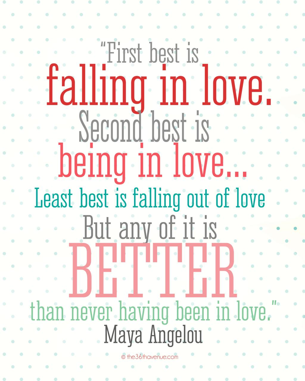 Falling For Him Quotes Falling In Love Everyday