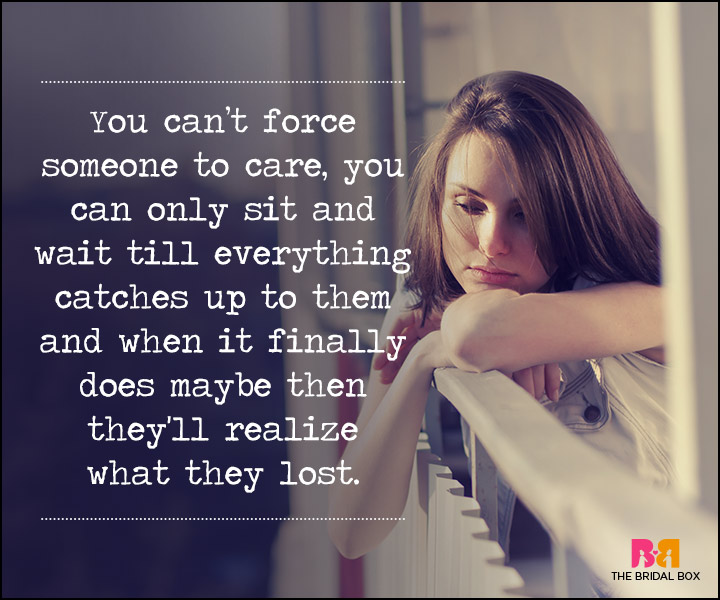 Waiting For Love Quotes You Cant Force Someone