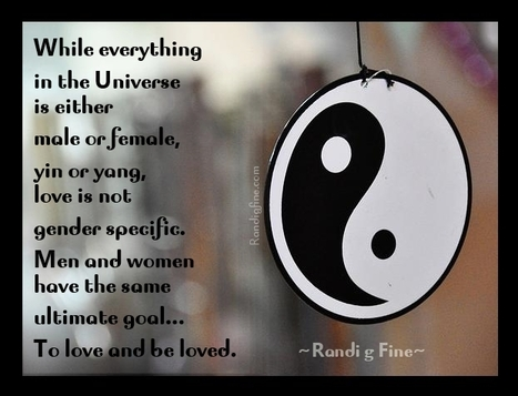 Yin And Yang Of Love Picture Quote