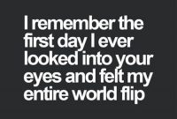 I Ever Looked Into Your Eyes Romantic Love Quote Etsy Danahm Jewelry