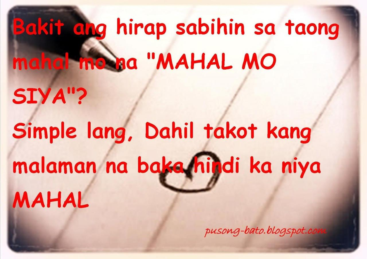Love Quotes Tagalog Couples Suppqlut