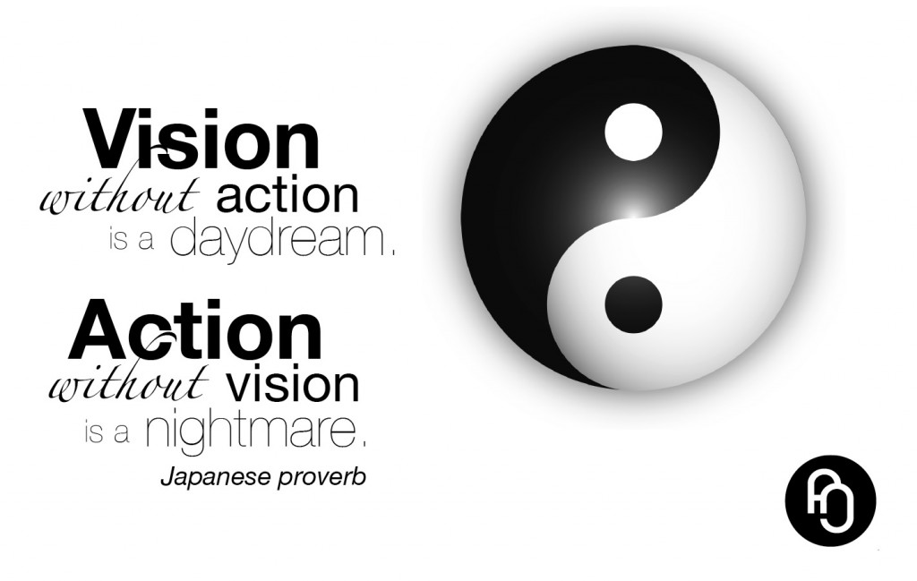 Focusnjoy  Vision Action Is Like Yin Yang