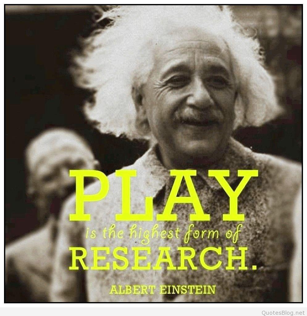 Quotes About Love With Albert Einstein