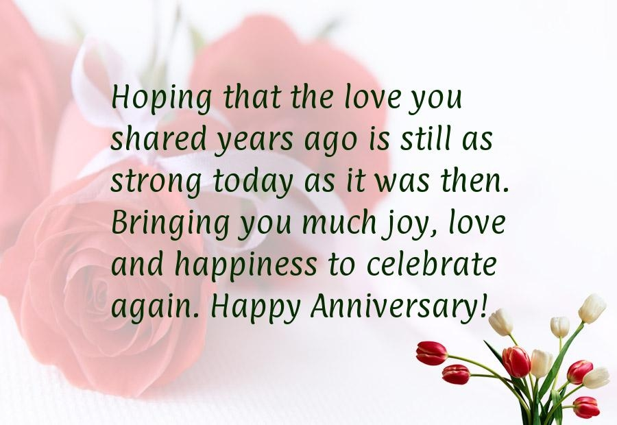 Anniversary Quotes For Parents Fquotes