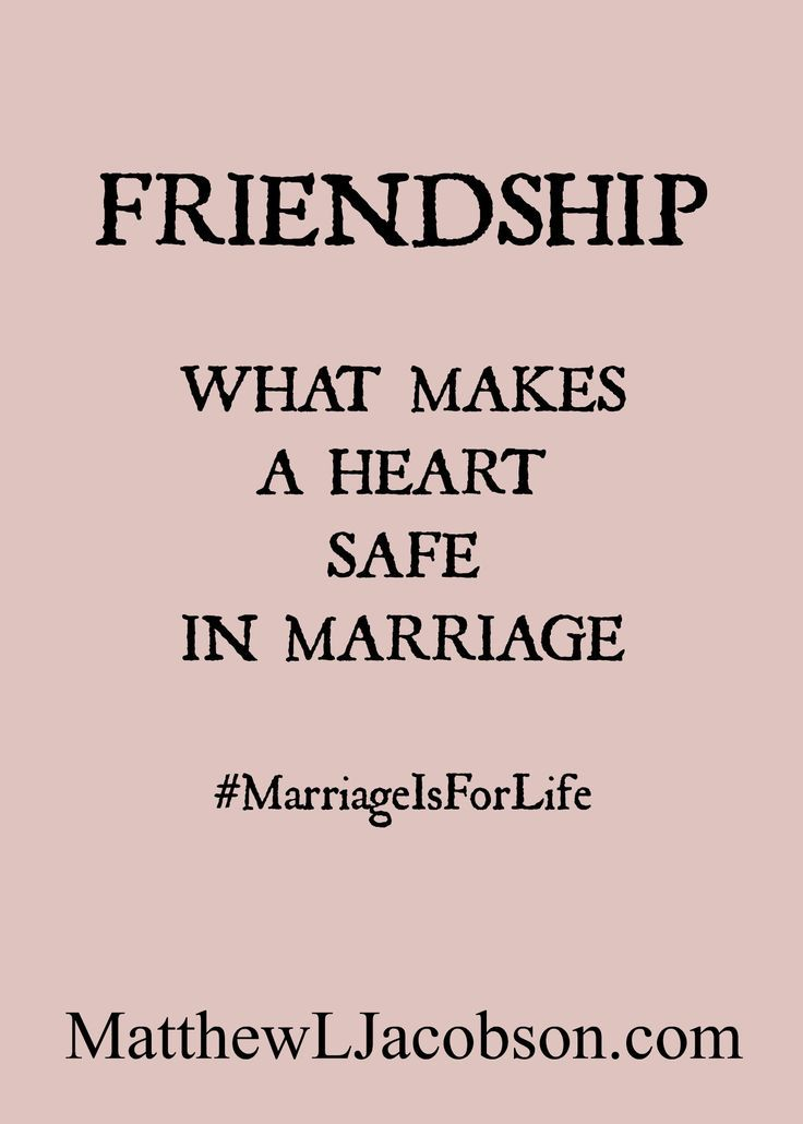 Quotes About Love Quotation Image Quotes Of The Day Description Do You Know How To Cultivate A Deep Friendship In Your Marriage He Pinteres