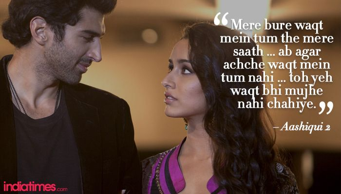 Aashiqui Love Quote
