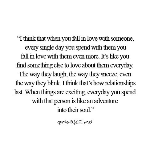 Best Love Quotes When You Fall In Love