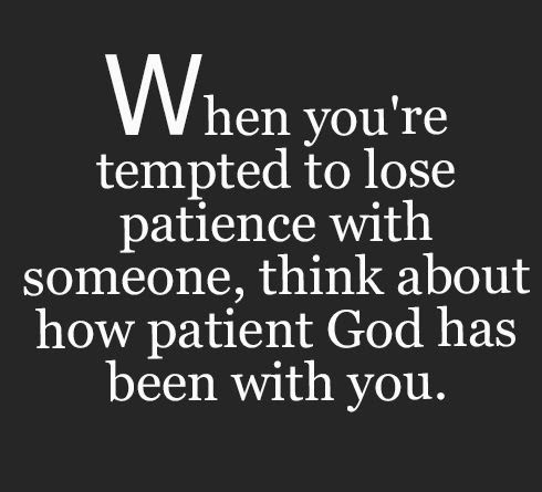 Quotes On Patience And Love