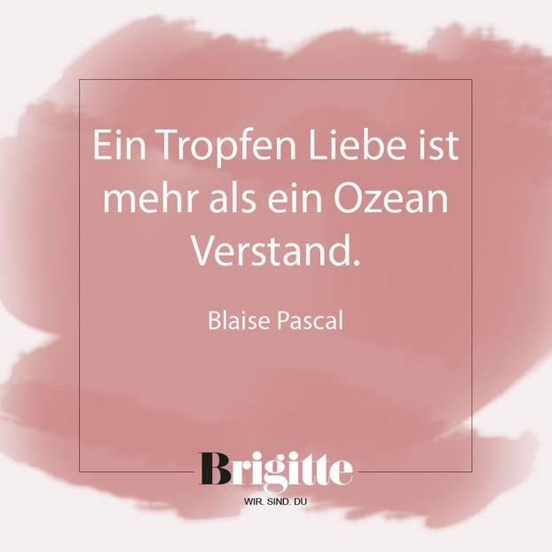 Valentinstag Spruche Zitat Von Pascal