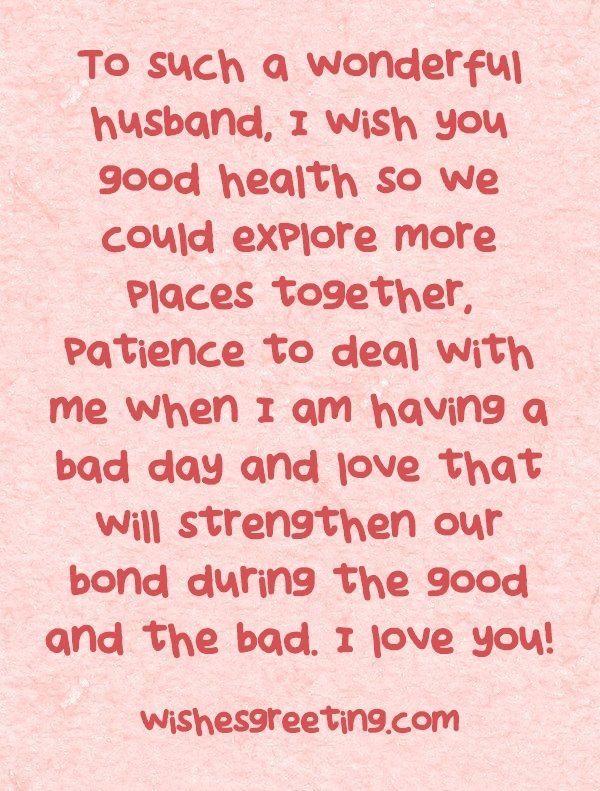 An Meinen Mann Geburtstagwunsche Ehemann Jahrestag Wunsches Fur Ehemann Freund Geburtstag Geburtstag Mitteilungen Geburtstagsgedichte Alles Gute Zum