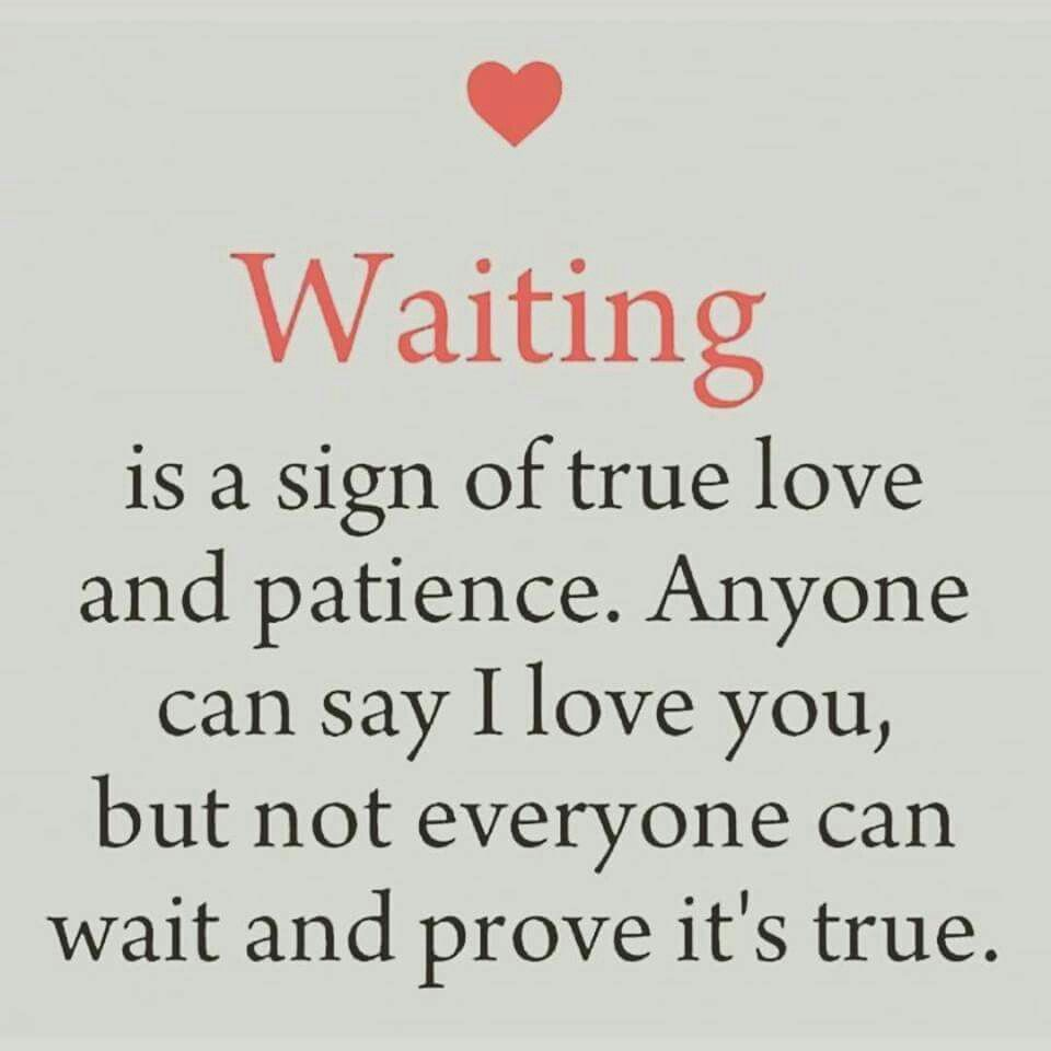 I Would Wait A Lifetime To Prove It To You Quotes Sorry Lovepatient