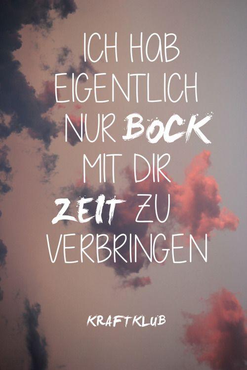 Quotes Zeit And Kraftklub