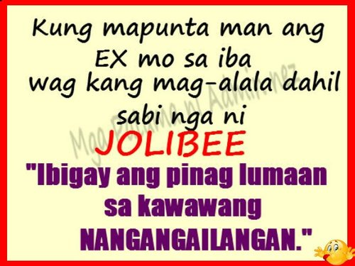 Love Quotes Tagalog New Version Joker Quotes Tagalog Image At Relatably