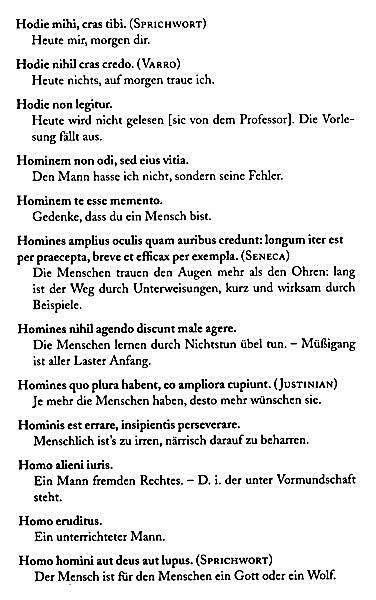 Cui Bono Wem Ntzt Das Perfekten Lateinischen Zitate Buch