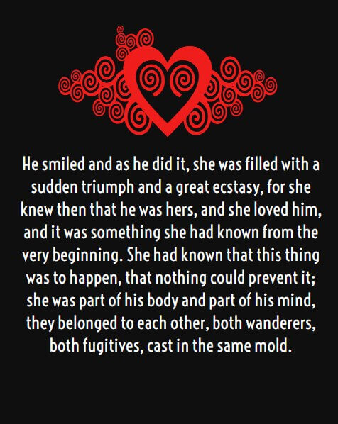 Cute Long Quote For Her And Him