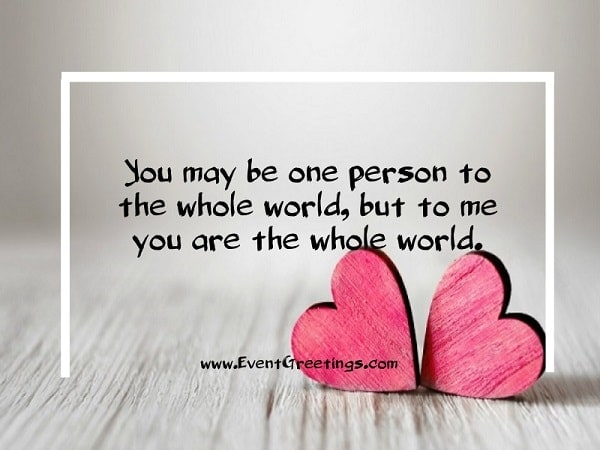 Cutest Love Quote For Him