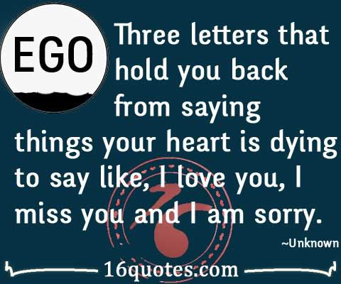 Dont Hold Back From Saying Things Your Heart Is Dying To Say I Love