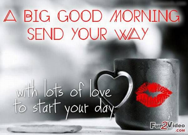 Cute Good Morning Quotes In Pictures Blog Of Quotes