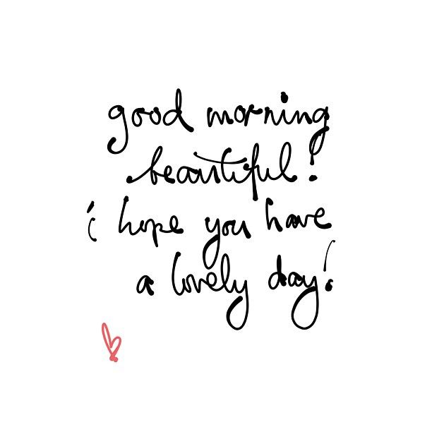 Good morning to my love quotes tumblr good information