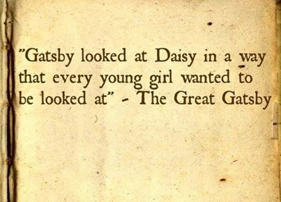 Daisy Love Quote The Great Gatsby