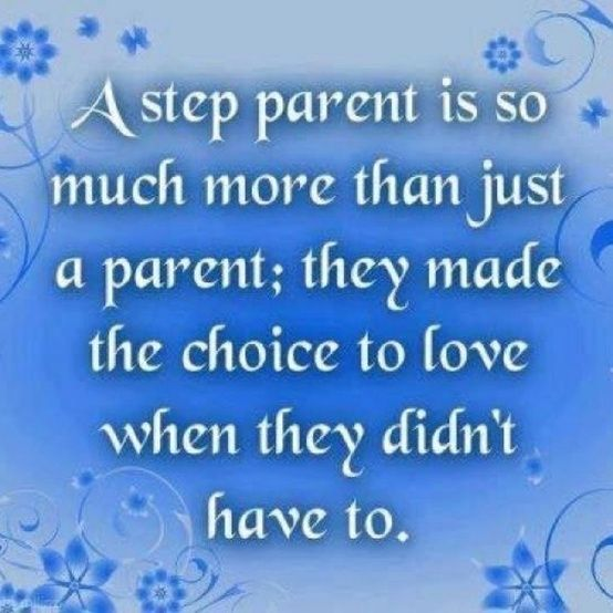 Stepparent Quote Whoa Nicely Said