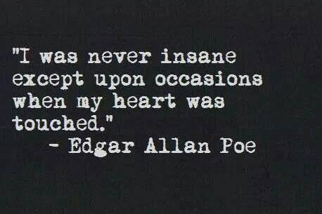 Love Quote Edgar Allan Poe