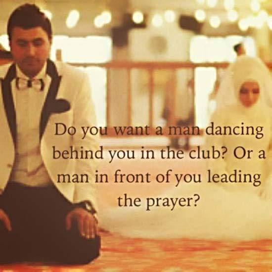Islamic Marriage Quotes For Husband And Wife Are About Marriage In Islam With Love Islamic Wedding Is A Blessed Contract Between A Man And A Woman Muslim