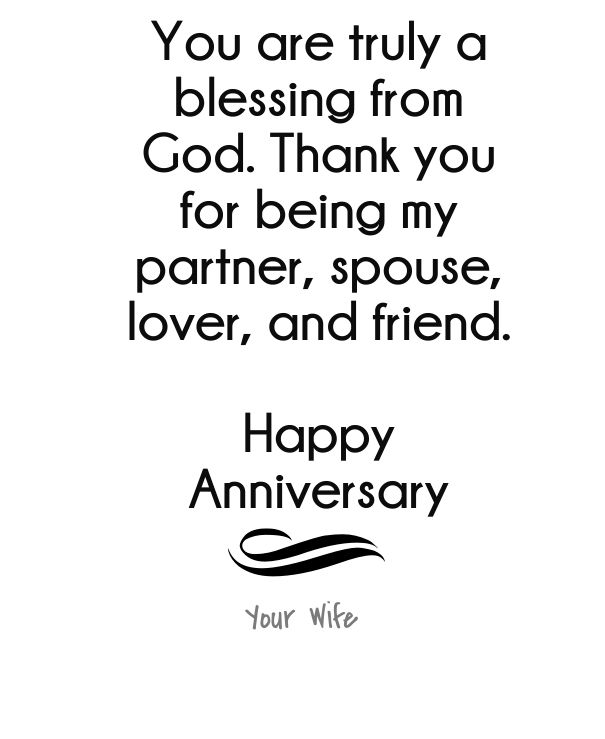 Wedding Anniversary Wishes Messages And Quotes For Him