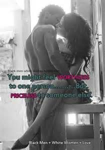 Black Man White Woman In Love Pics Quotes Bing Images So True Indeed