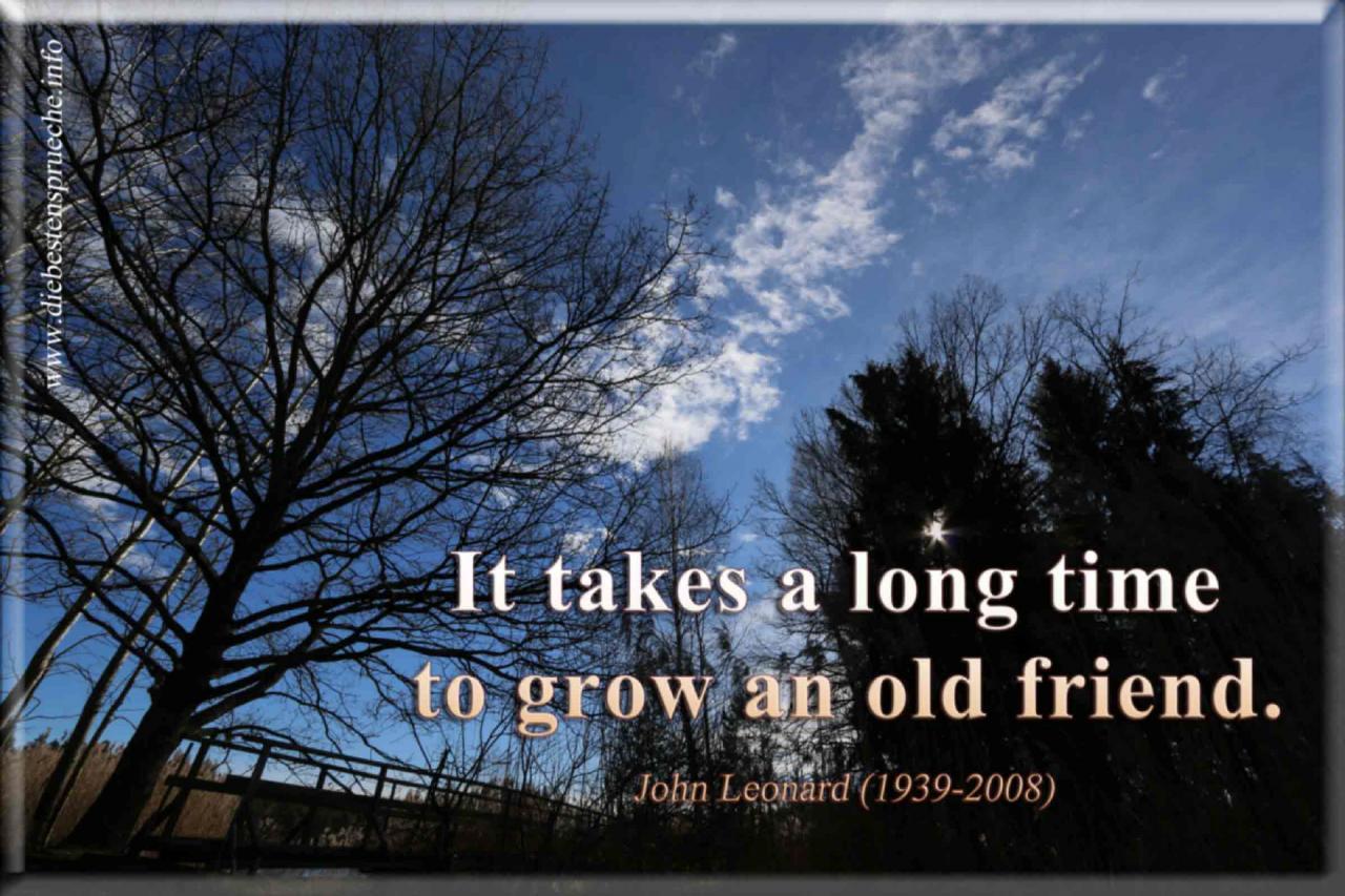 Englische Zitate Zu Freundschaft