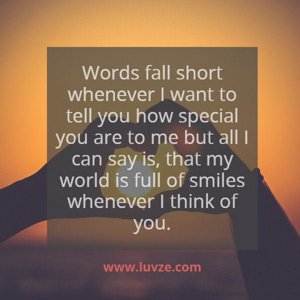 Cute Love Quotes For Him Or Her With Pictures