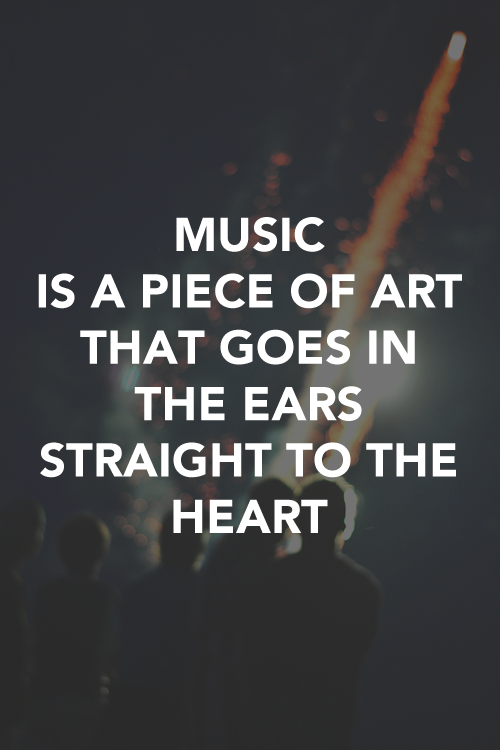 Quotes About Musicmusic Love