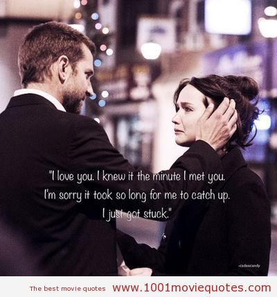 Silver Linings Playbook Movie Quote