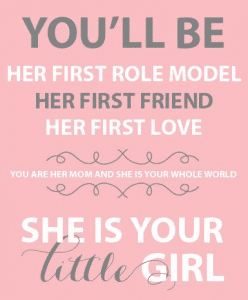First Love Quotes Mother Daughter Quotes