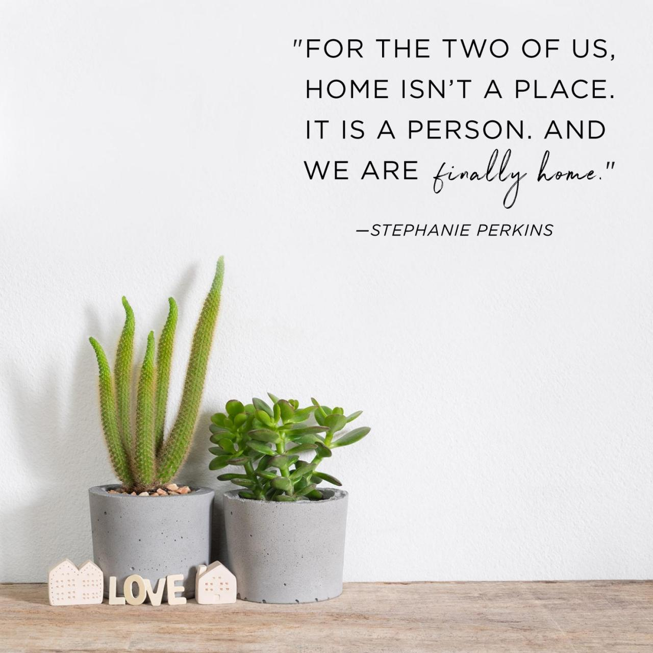 Quote Above Background Image For The Two Of Us Home Isnt