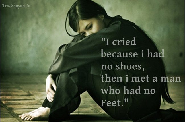 Awesome Sad Quotes About Life Best Short Status About Life