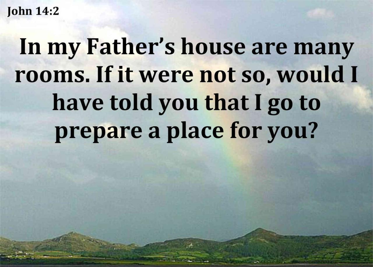Bible Scriptures Describing Heaven