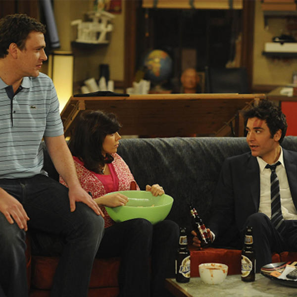 How I Met Your Mother Coolste Clique Im Tvlily
