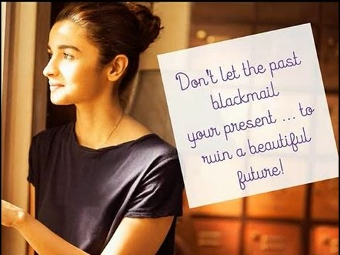 Shahrukh Khan Alia Bhatt Dear Zindagi Quotes Lesson  Things Srk Aalia Talks You