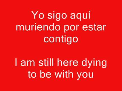 Learning Spanish Romantic Songs Level  Translated To English