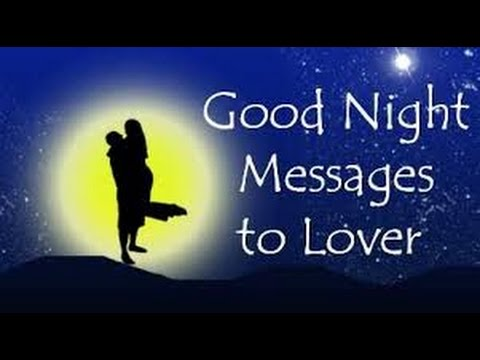 Top Good Night Messages For Lover  Quotes And Wishesgood Night And Sweet Dreams You